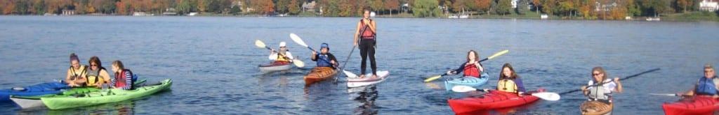 Paddle Boards & Kayaks