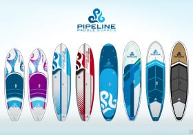 Pipeline Paddle Boards