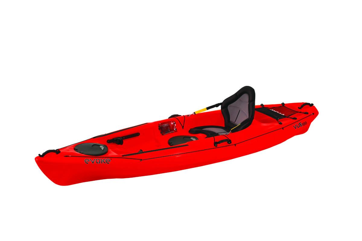 Evoke Vue 100 Sit On Recreational Kayak Eastern