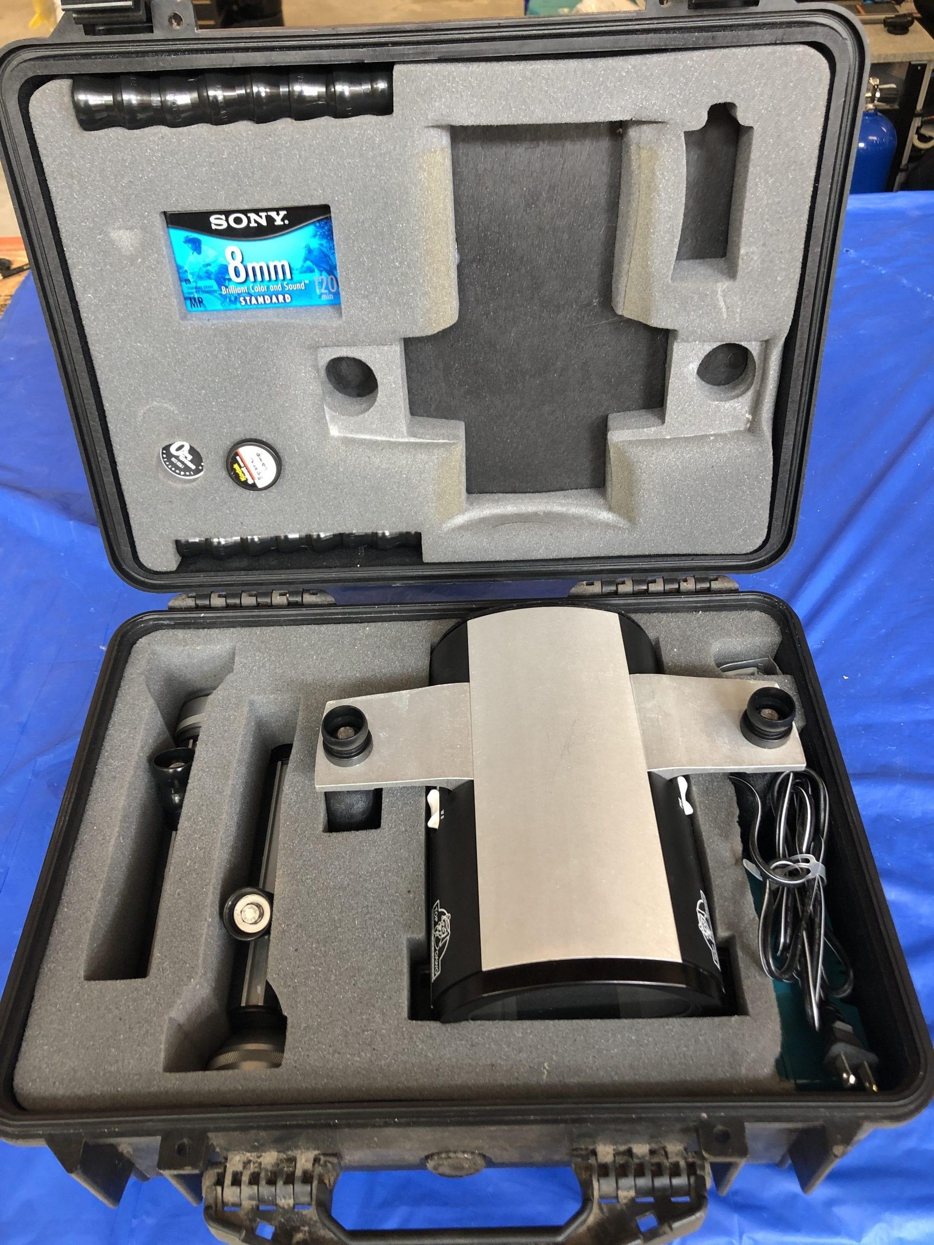 Top Dawg Underwater Camera Housing System w/ SunRay Mod Lights