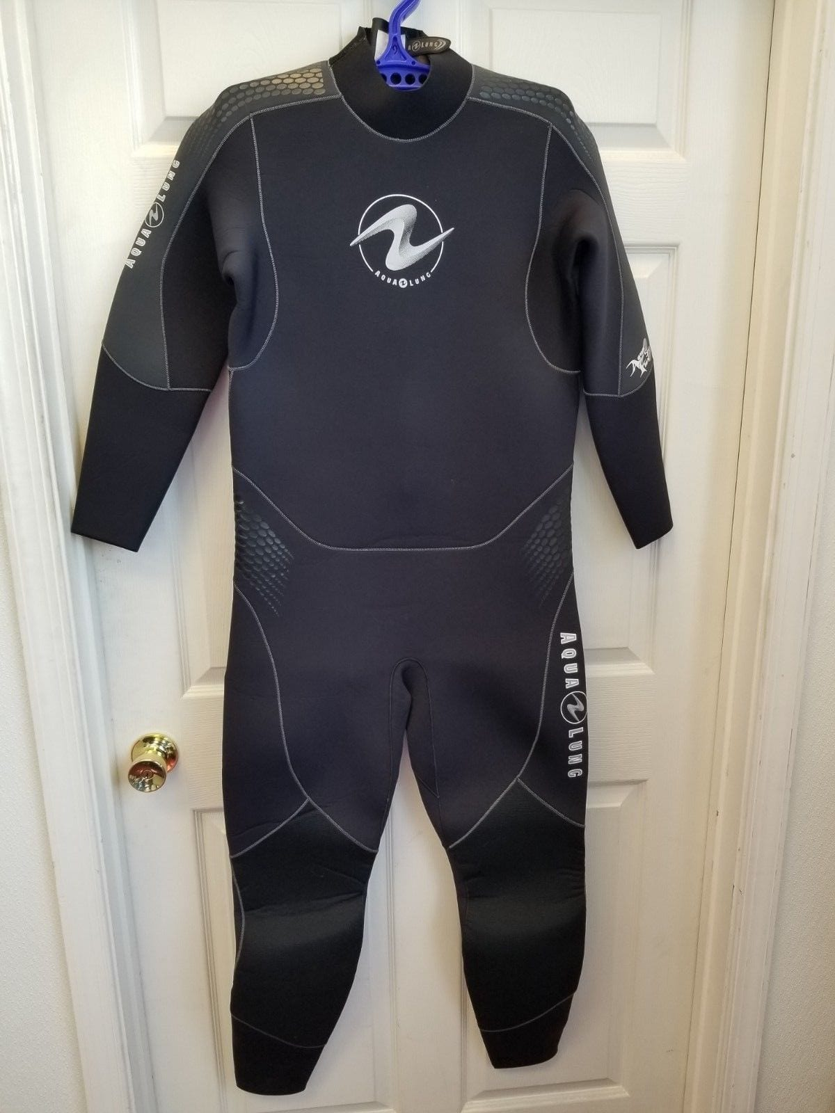 32daf423a72a New Aqua Lung AquaFlex 5mm Wetsuit Men's XXL Scuba Diving Snorkeling ...
